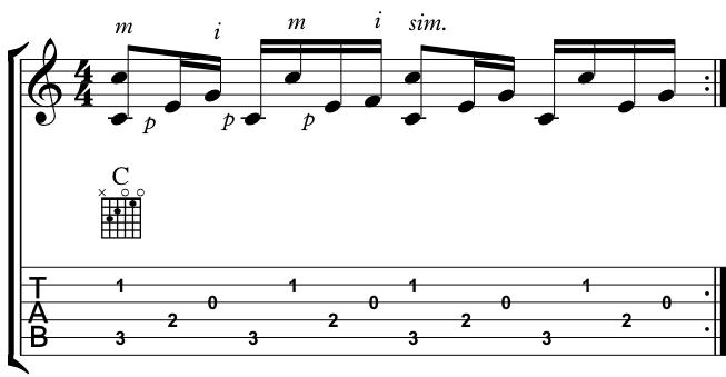 standard travis pattern