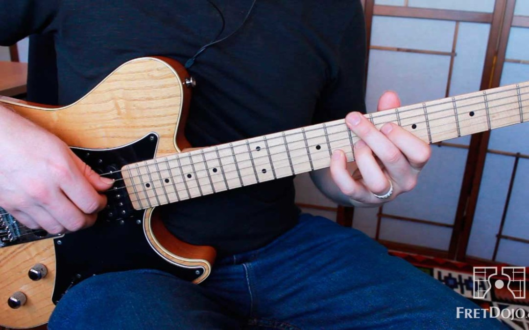 Chord Melody Guitar Basics