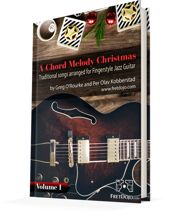 A Chord Melody Christmas Fret Dojo