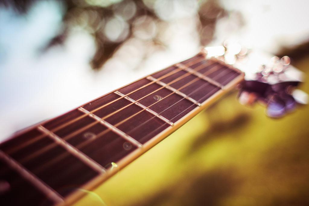 Guitar speed