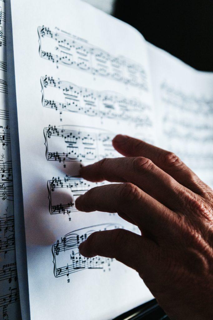 Study chord progressions