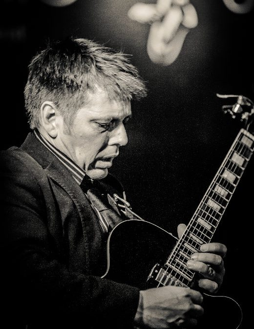 Nigel Price – The Jazz Guitarist in High Demand