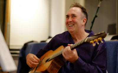 Ian Date – A World Traveller with a Love of Jazz Tradition