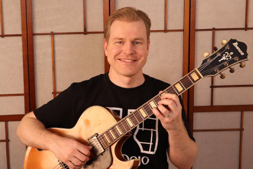 Greg O'Rourke - Jazz Guitar Lessons