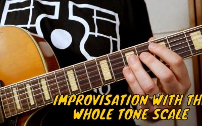 Improvisation With The Whole Tone Scale