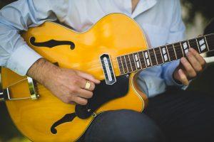 jazz-guitarist