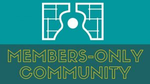 Members Only Community