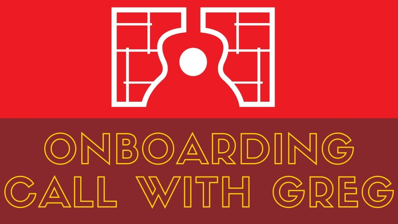 Onboarding With Greg
